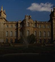 Blenheim Palace artist photo
