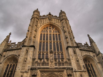 Bath Abbey venue photo