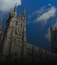 Canterbury Cathedral artist photo