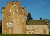 Crathes Castle and Gardens artist photo