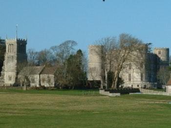 Lulworth Castle venue photo