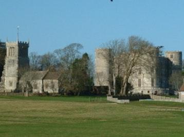 Lulworth Castle picture