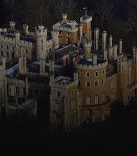 Belvoir Castle artist photo