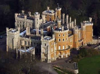 Belvoir Castle venue photo