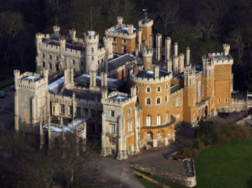 Belvoir Castle picture