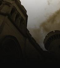 Eastnor Castle artist photo