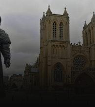 Bristol Cathedral artist photo