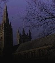 Llandaff Cathedral artist photo