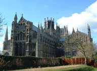 Ely Cathedral artist photo