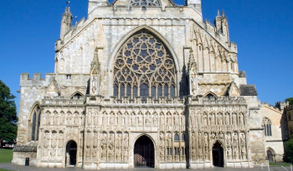 Exeter Cathedral Events