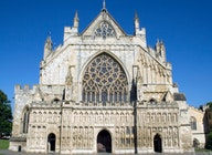 Exeter Cathedral artist photo