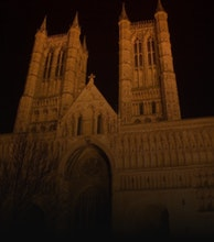Lincoln Cathedral artist photo