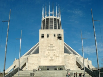 The Metropolitan Cathedral of Christ the King Liverpool venue photo