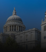 St Paul's Cathedral artist photo