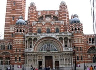 Westminster Cathedral Hall artist photo