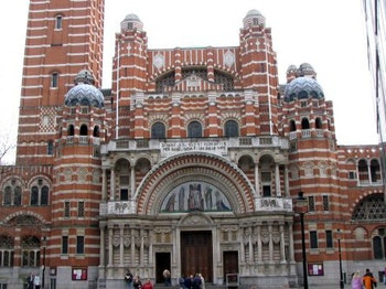 Westminster Cathedral venue photo