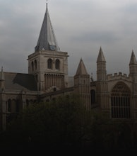 Rochester Cathedral artist photo