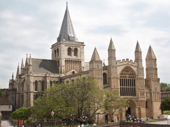 Rochester Cathedral venue photo