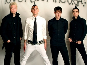 Anti-Flag artist photo