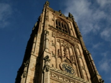 Derby Cathedral venue photo