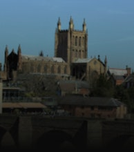 Hereford Cathedral artist photo