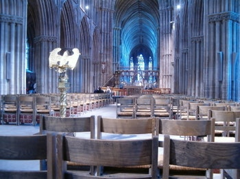 Lichfield Cathedral Events