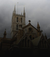 Southwark Cathedral artist photo