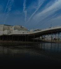 Worthing Pier artist photo
