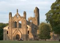 Kirkstall Abbey artist photo