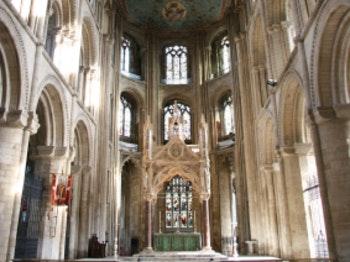 Peterborough Cathedral venue photo