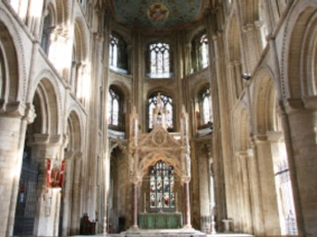Peterborough Cathedral picture