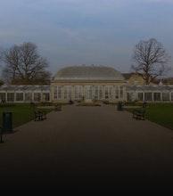 Sheffield Botanical Gardens artist photo