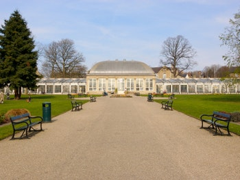 Sheffield Botanical Gardens venue photo