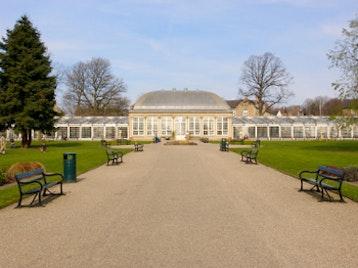 Sheffield Botanical Gardens venue photo