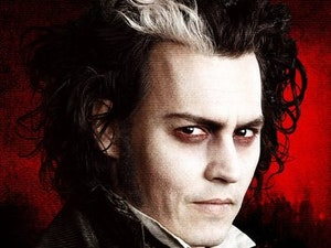 Film promo picture: Sweeney Todd - The Demon Barber Of Fleet Street