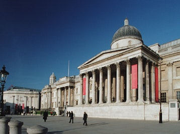 The National Gallery picture