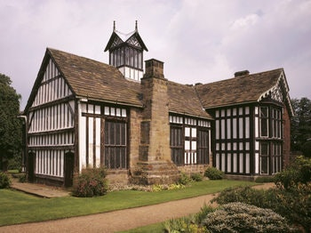 Rufford Old Hall venue photo