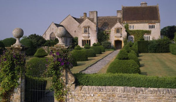 Lytes Cary Manor Events