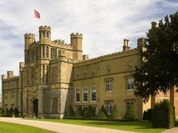 Coughton Court venue photo