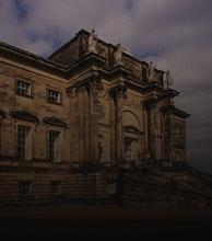 Kedleston Hall artist photo