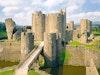 Caerphilly Castle photo
