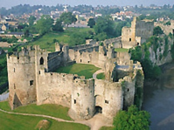 Chepstow Castle picture