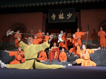 Shaolin Monks artist photo
