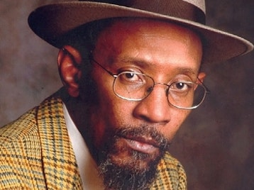 Linton Kwesi Johnson artist photo