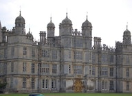 Burghley House artist photo