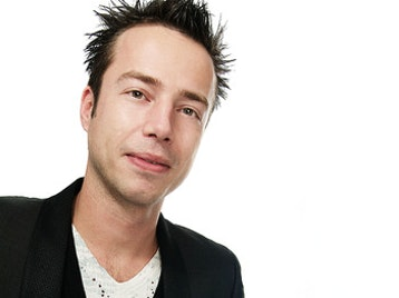 Sander Van Doorn artist photo