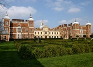 Hatfield House artist photo