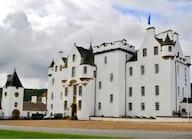 Blair Castle artist photo