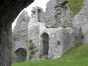 Oystermouth Castle venue photo