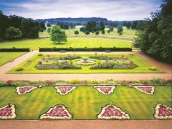 Weston Park venue photo
